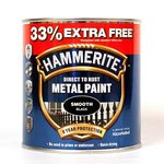 Hammerite Black 750ml