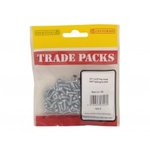"1/2"" X 6 ZP Pan Head Self Tapping Screws (Pack of 100)"