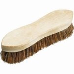 "9"" Bass/cane Scrubbing Brush"